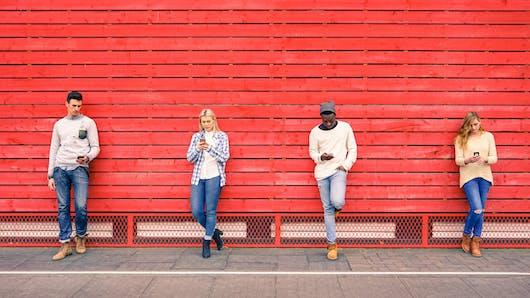 Troubles du comportement, la faute du téléphone portable?
