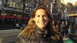 Amélie Mauresmo maman