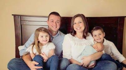 Cette mère a survécu à un cancer de stade 4, à la grande surprise de ses médecins