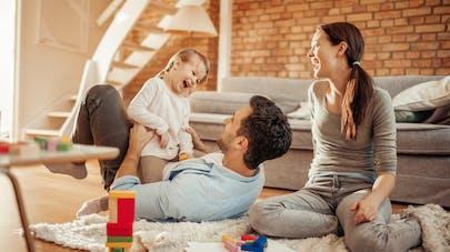 Dur, dur d'élever ses enfants: c'est ce que pensent 46 % des parents