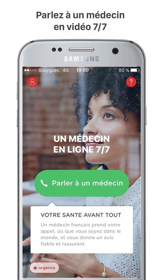 Médecin en ligne Hellocare