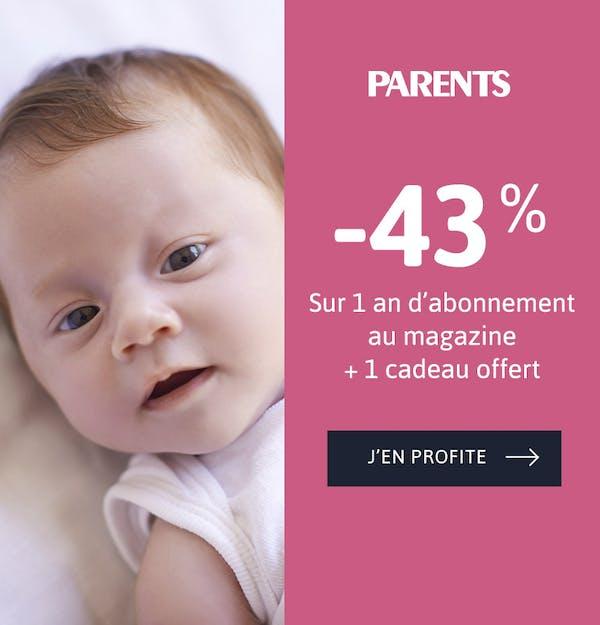 -40% sur votre abonnement Parents