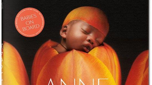 Fête des mères : Anne Geddes sort un nouveau livre de photos de bébés