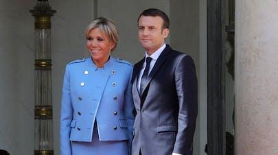 Emmanuel Macron : le nouveau président bientôt tonton !