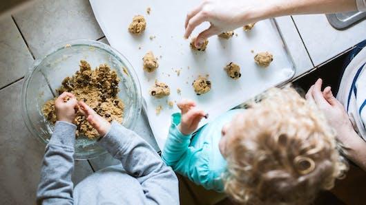 Des recettes sucrées et salées sans gluten pour Bébé !