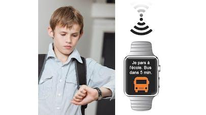 WatcHelp, l'application qui développe l'autonomie des enfants et leur apprend à se repérer dans le temps