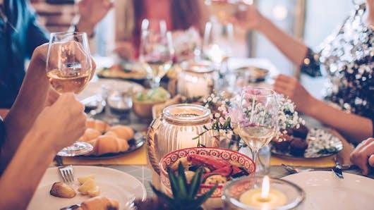 Trois menus de fête « spécial grossesse »