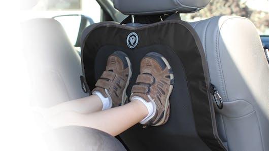 Protection de dossier de voiture, back seat kick mat de PRINCE LIONHEART