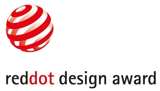 red dot design award winner 2004