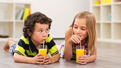 Une pétition lancée contre une boisson pour enfants jugée trop sucrée
