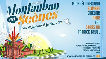 Jusqu'au 13 juillet, le Festival de Montauban chouchoute les petits !