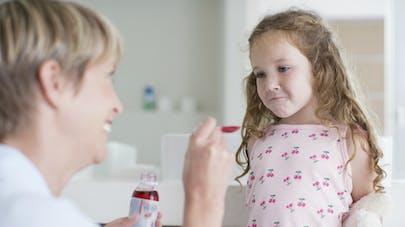 Sirops à base de codéine: attention danger pour les enfants
