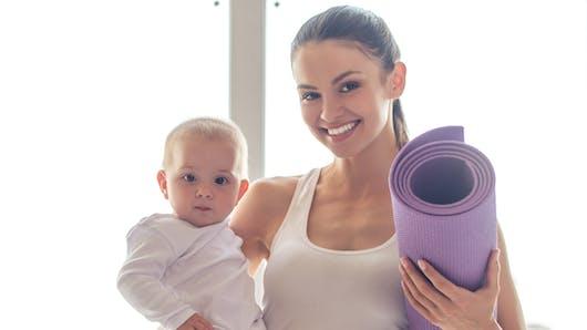 Yoga: des séances maman-bébé au Musée d'Art Moderne de Paris