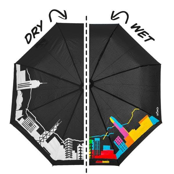 parapluie Hong Kong Squidkids adulte