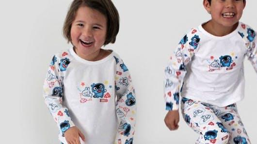 Tiguidou, la start-up qui propose des vêtements connectés pour enfants