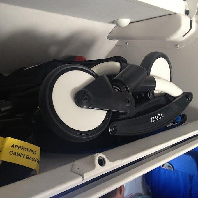 Poussette Yoyo + de Babyzen - bagage cabine avion
