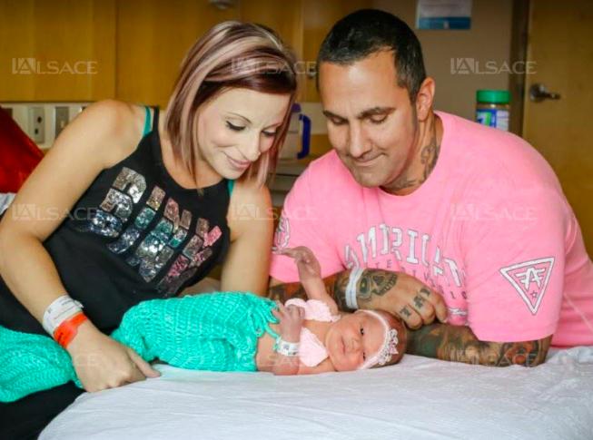États-Unis. Un bébé meurt d'une méningite à cause d'un simple baiser