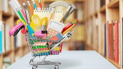 Les fournitures scolaires préparées gratuitement en 2 heures