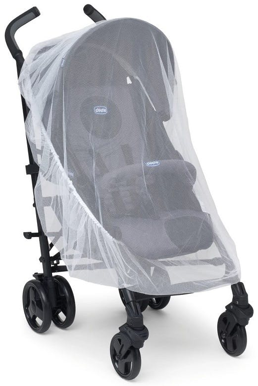 Poussette canne Liteway 2 de Chicco - moustiquaire
