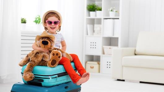 Vacances dans le Sud : louez le matériel de bébé à l'aéroport de Nice