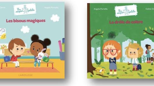 Des livres sur le quotidien des enfants à la maternelle