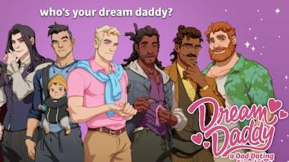 Dream Daddy, le jeu vidéo de papas gays qui cartonne!