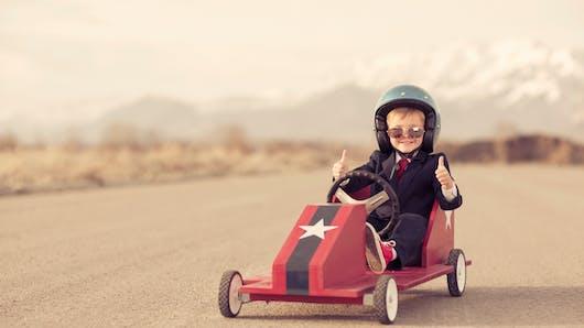 En Norvège, un enfant de 7 ans part seul au volant de la voiture familiale