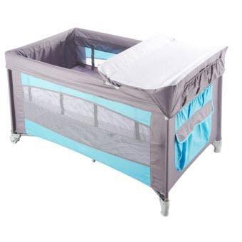 banc d 39 essai des lits parapluies. Black Bedroom Furniture Sets. Home Design Ideas