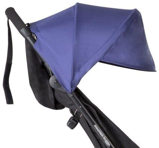 Poussette Nano V2 de Mountain Buggy - capote canopy