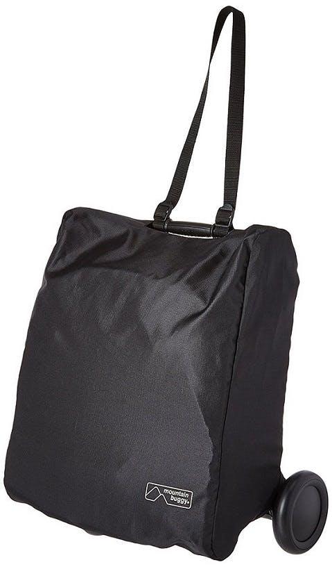 Poussette Nano V2 de Mountain Buggy - sac de transport housse bandoulière