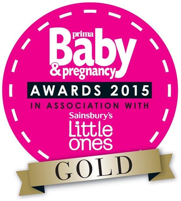 Poussette Nano V2 de Mountain Buggy - prima baby & pregnancy awards 2015