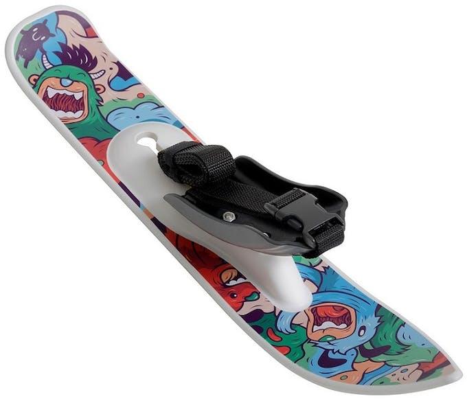 Poussette Nano V2 de Mountain Buggy - skis poussette
