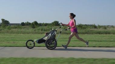 JogAlong, la poussette des parents runners