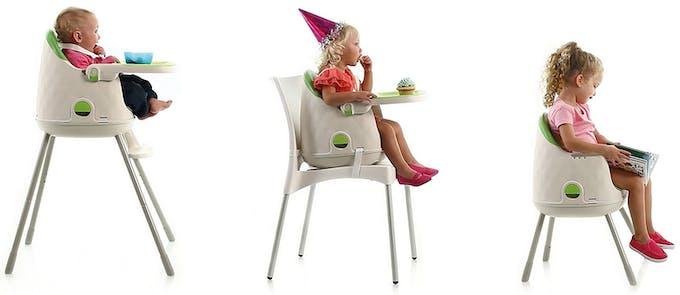 Chaise haute Multi Dine de Babytolove - évolutive