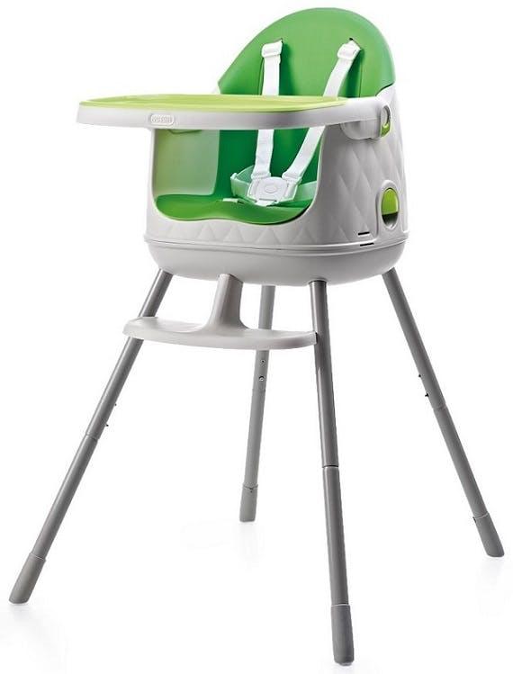Chaise haute Multi Dine de Babytolove - lime vert