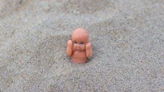 astuce pour enlever le sable de la plage