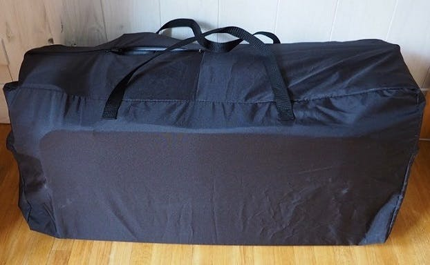 Lit parapluie Illusion de Joie - sac de transport