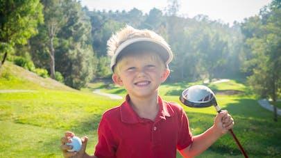 Cette rentrée, le golf est au programme de 30 000 élèves