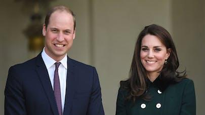 Kate et William attendent leur troisième enfant
