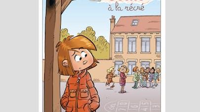 """""""Seule à la récré"""": la première BD sur le harcèlement scolaire"""