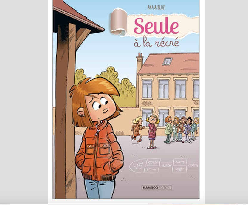 bande dessinee harcelement
