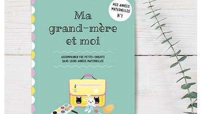 Maternelle: des cahiers pour que les grands-parents aident leurs petits-enfants