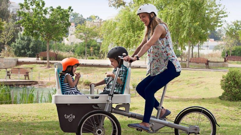 Tagabikes, la révolution du vélo familial !