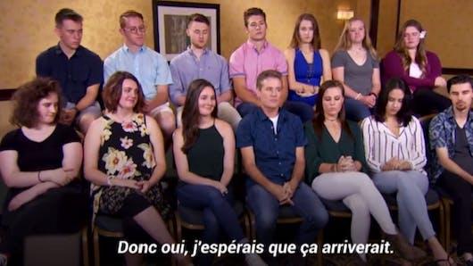 Ce donneur de sperme rencontre une dizaine de ses enfants (vidéo)