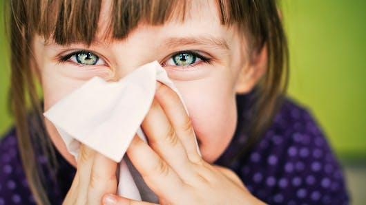 Votre enfant est allergique? Essayez l'homéopathie!