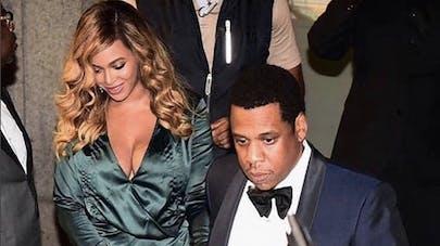 Beyoncé dévoile une bague en l'honneur de son amour pour ses enfants