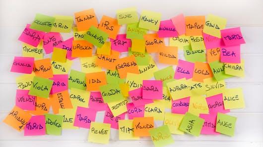 Les prénoms de la semaine : Elise, Florent, Nolwenn