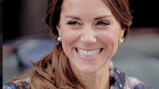 Kate Middleton : son truc anti-nausées !