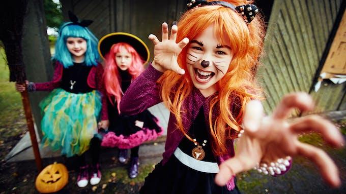 A Halloween, nos enfants vont adorer nous faire peur !