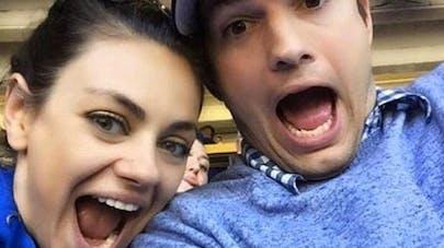 Mila Kunis ne veut plus offrir de cadeaux de Noël à ses enfants
